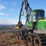 Even Forestry Limited Rutland - JD 1170G 8W